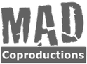 MAD Coproductions Logo